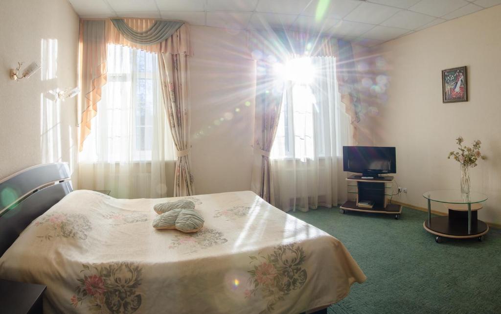 Отель Otel Gubernskiy - фото №14