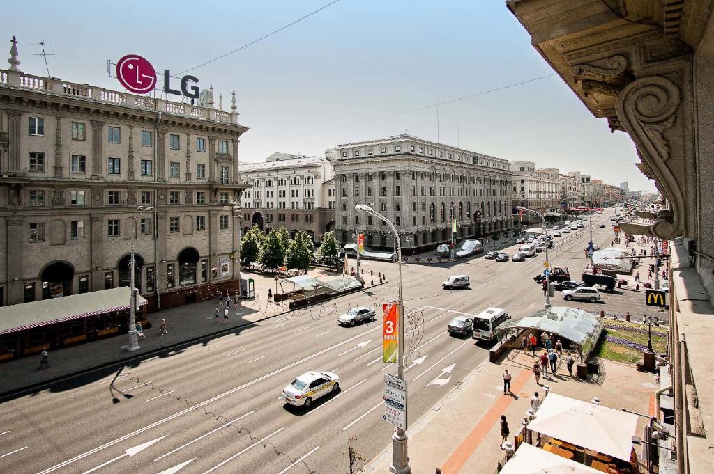 Отель На Независимости 23 - фото №12