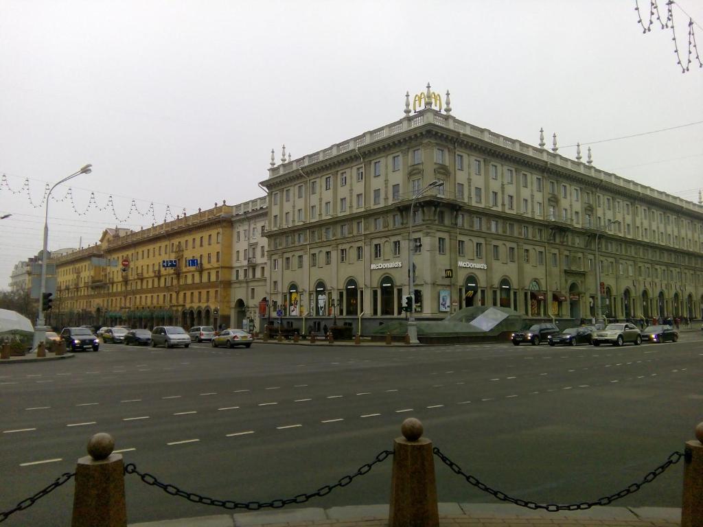 Отель На Независимости 23 - фото №13