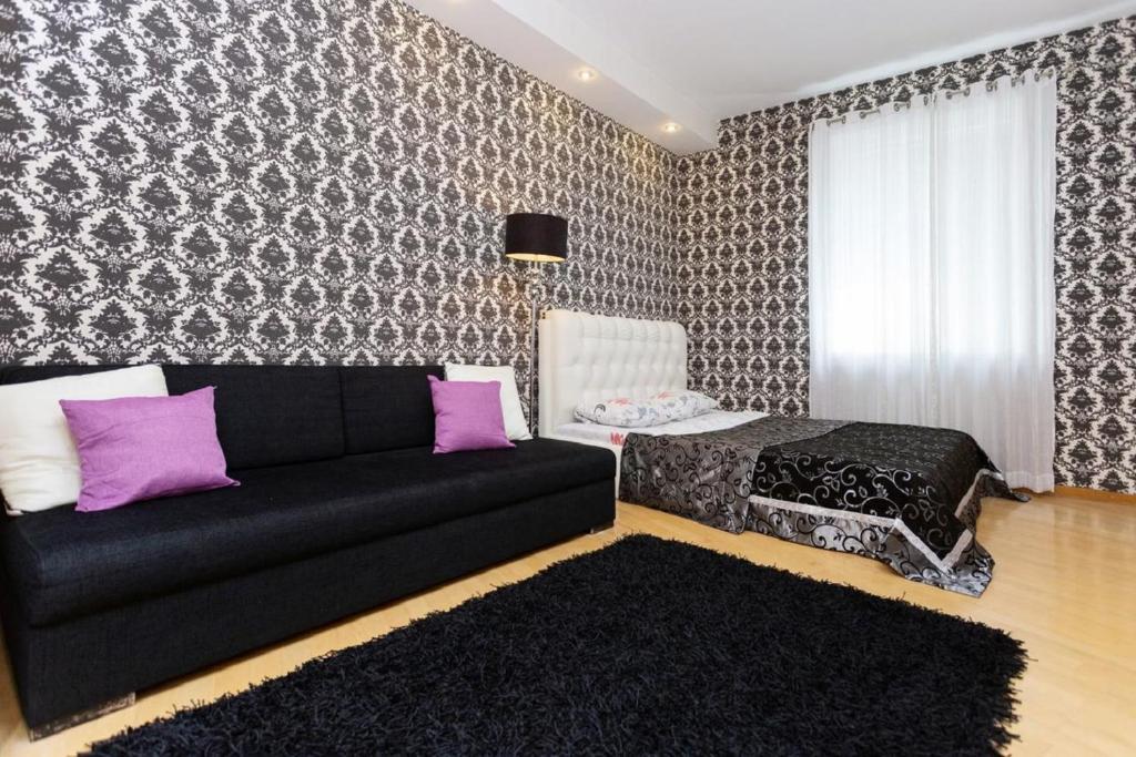 Отель StudioMinsk 5 Apartments - фото №49