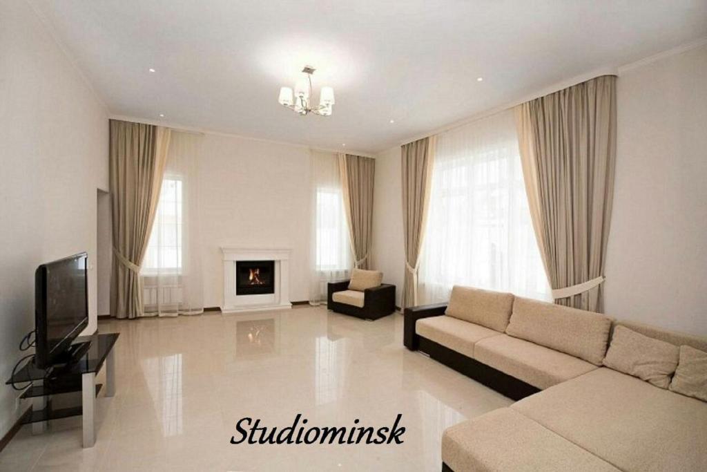 Отель StudioMinsk 5 Apartments - фото №5