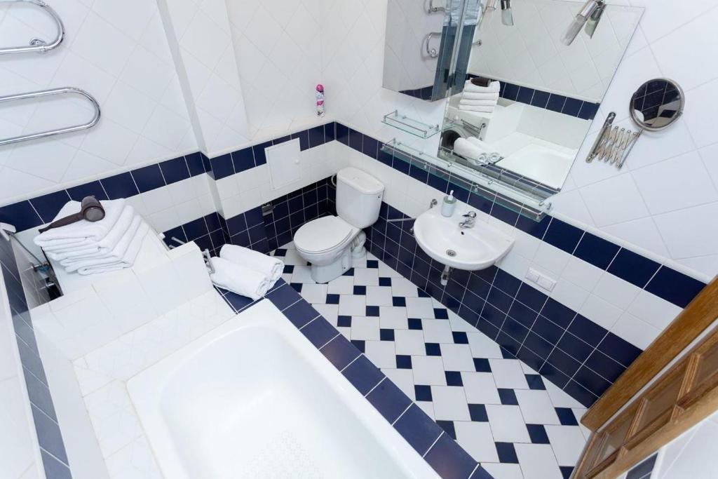 Отель StudioMinsk 5 Apartments - фото №52