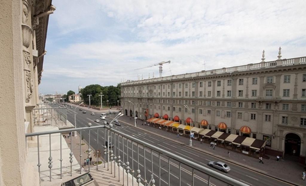 Отель StudioMinsk 5 Apartments - фото №14