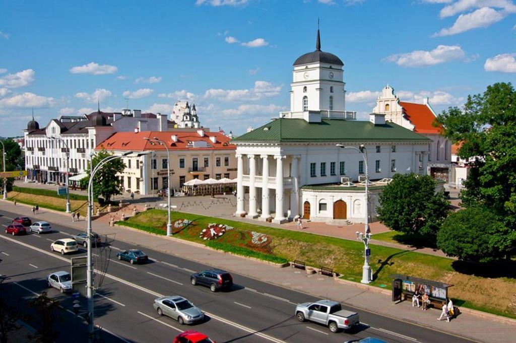 Отель StudioMinsk 5 Apartments - фото №3