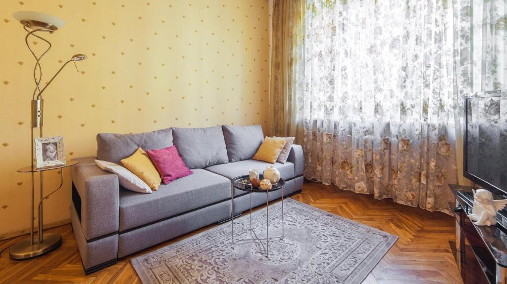 Отель StudioMinsk 5 Apartments - фото №42