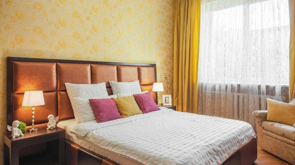 Отель StudioMinsk 5 Apartments - фото №43