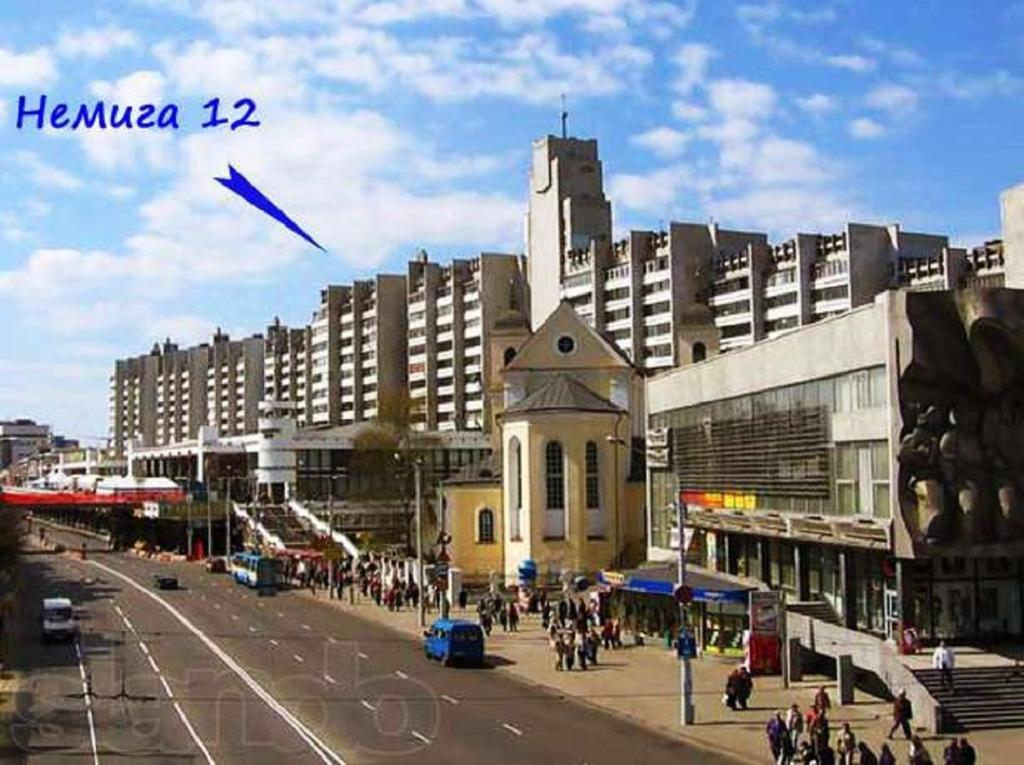 Отель StudioMinsk 5 Apartments - фото №22