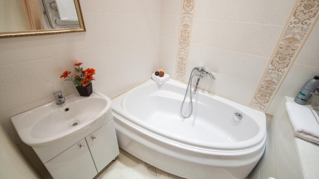 Отель StudioMinsk 5 Apartments - фото №40