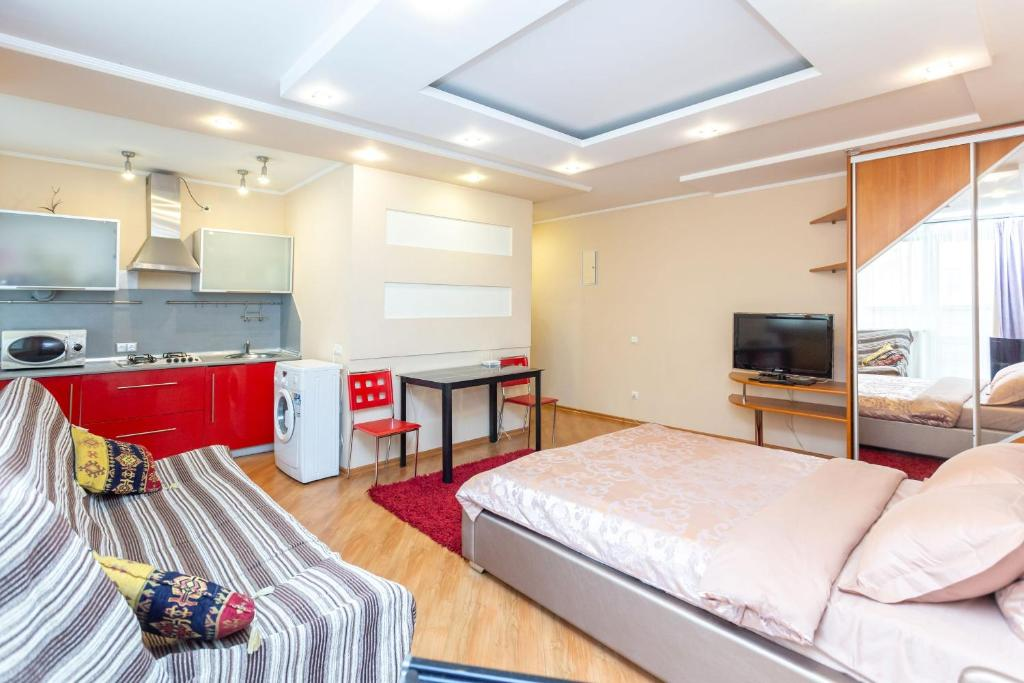 Отель StudioMinsk 5 Apartments - фото №53