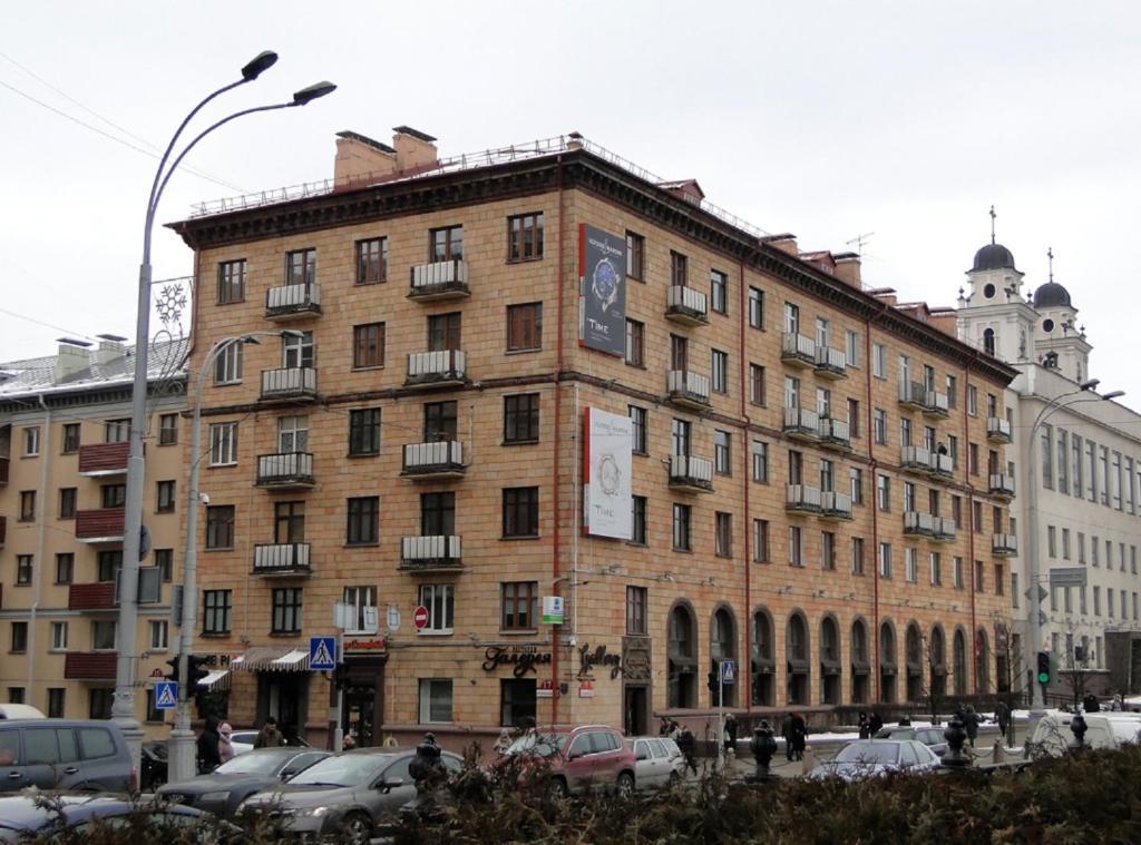 Отель StudioMinsk 5 Apartments - фото №29