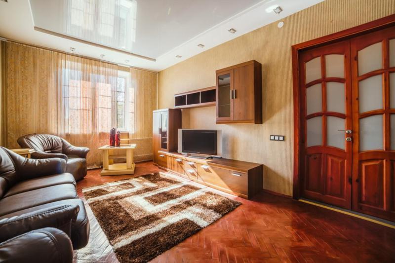 Отель StudioMinsk 5 Apartments - фото №35