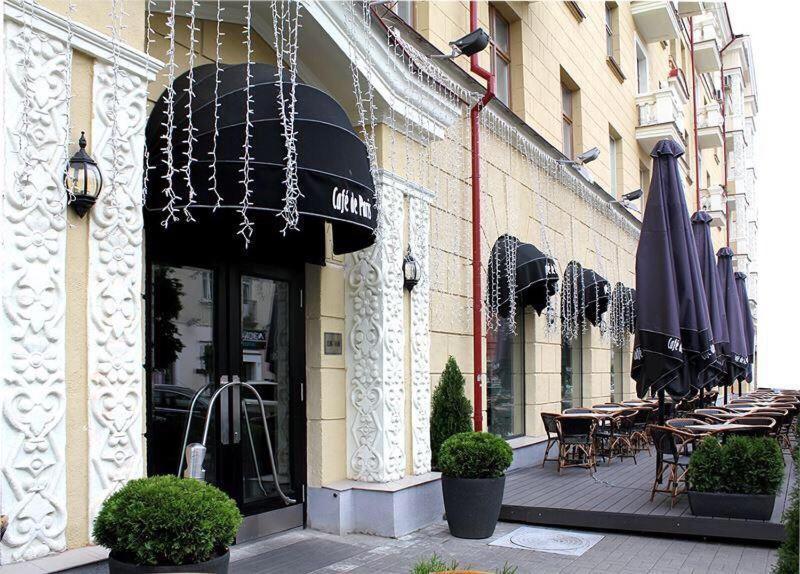 Отель Nezavisimosti,23-CentrCity - фото №18