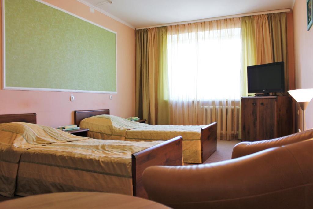 Отель Юность - фото №6