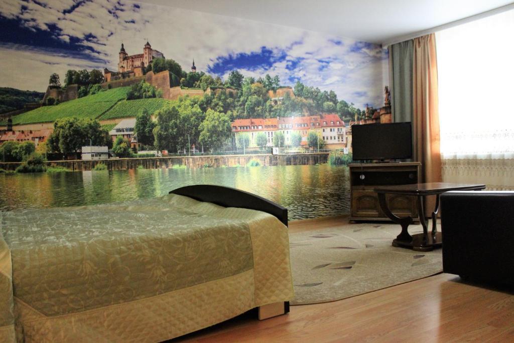 Отель Юность - фото №53