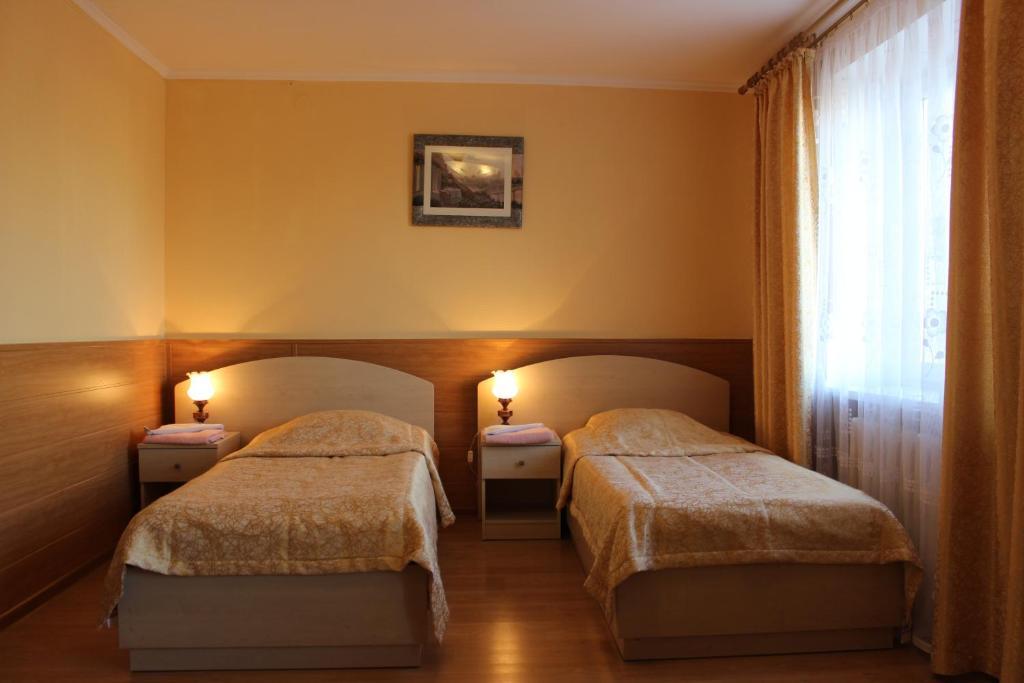 Отель Юность - фото №56