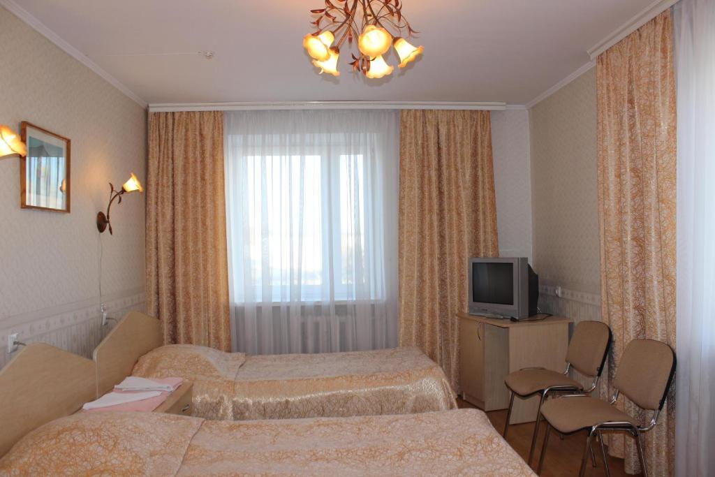 Отель Юность - фото №63