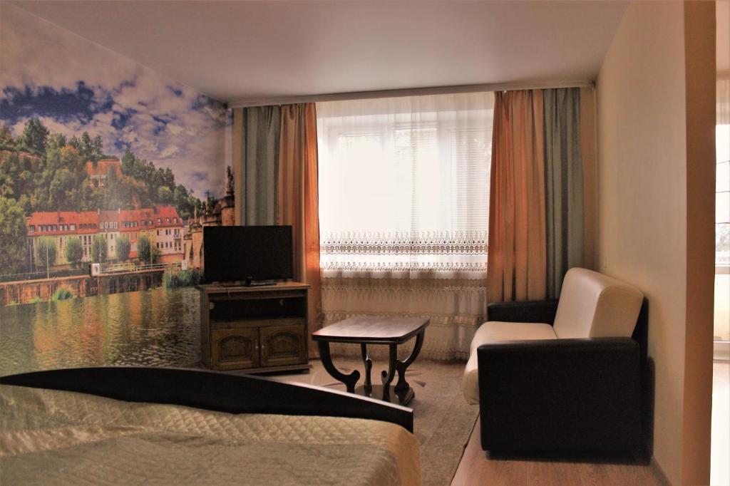 Отель Юность - фото №54
