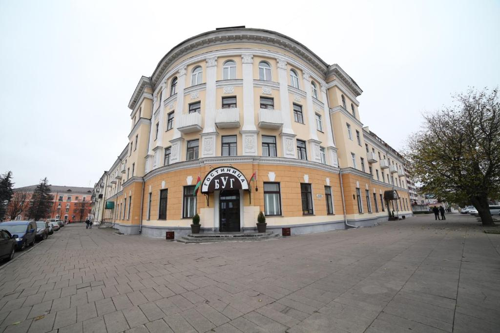 Отель Буг - фото №102