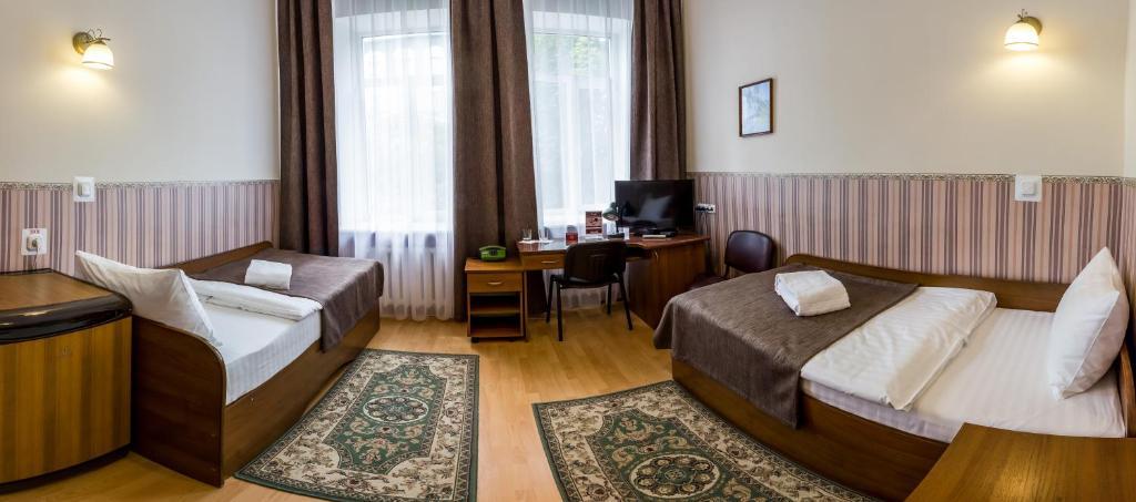 Отель Молодежная - фото №21
