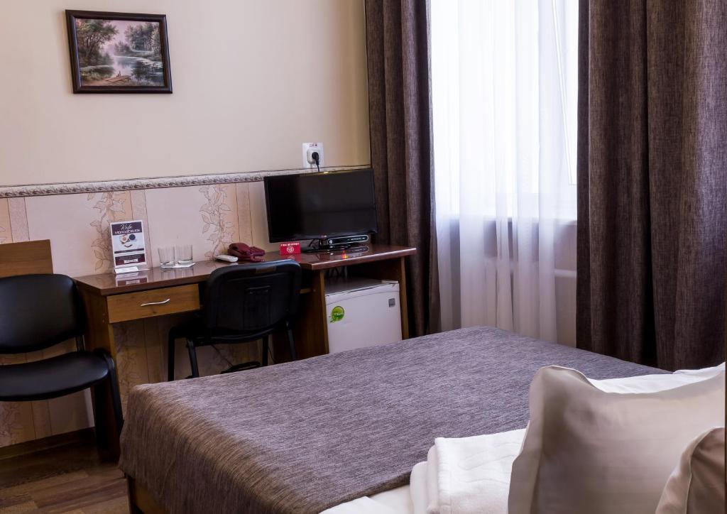 Отель Молодежная - фото №16