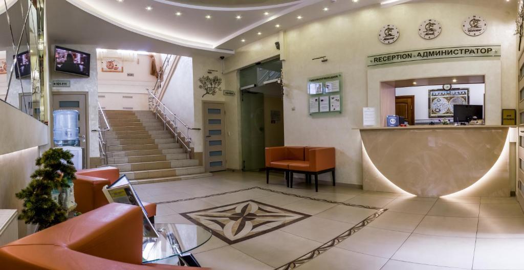 Отель Молодежная - фото №7