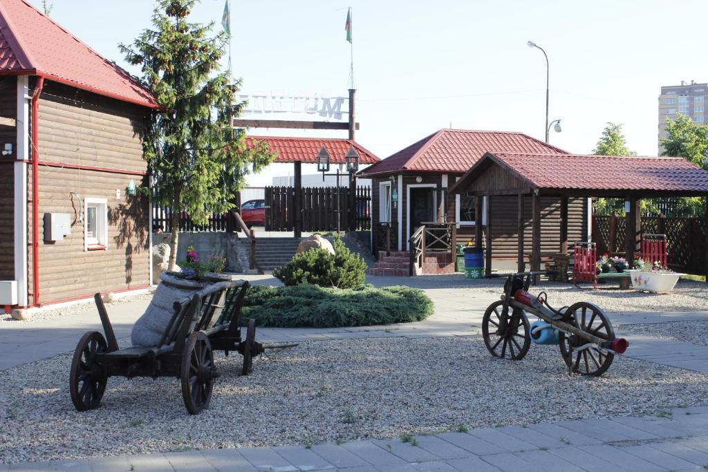 Отель Старый город - фото №12