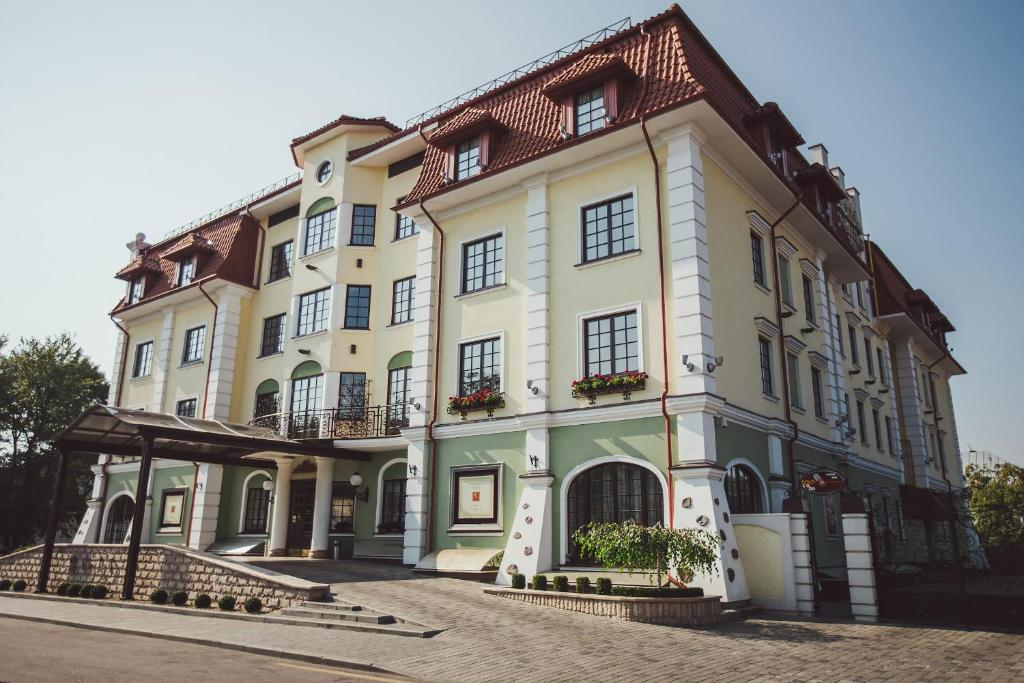 Отель Hermitage - фото №3