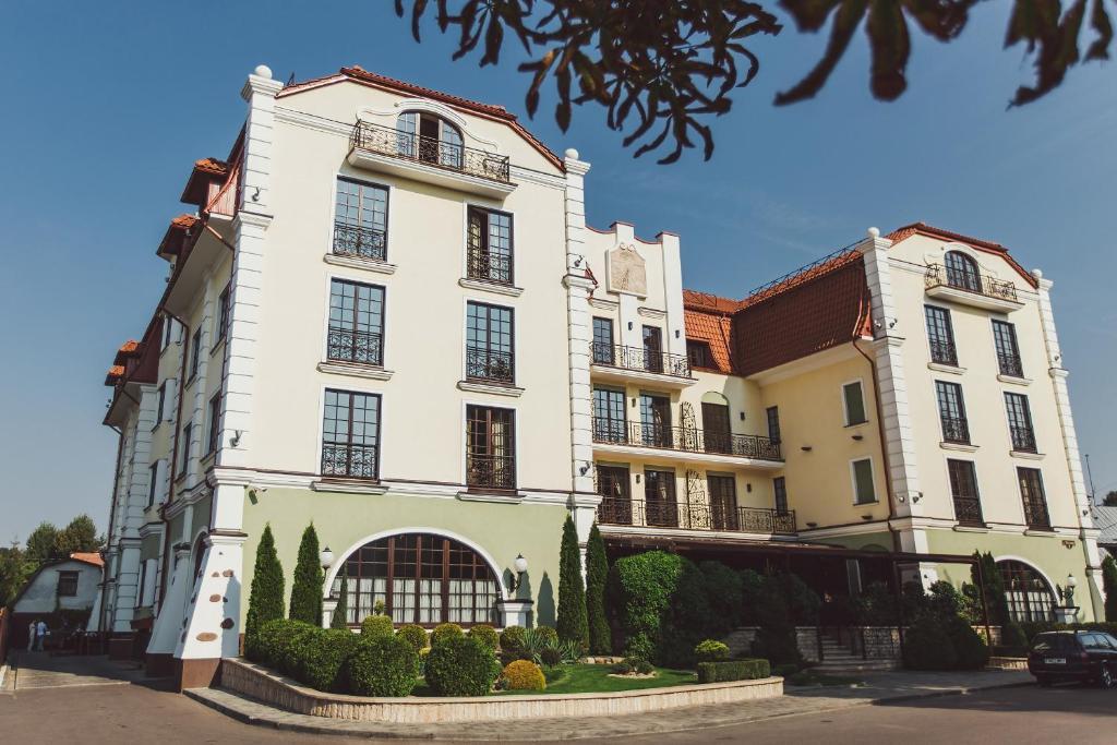 Отель Hermitage - фото №13