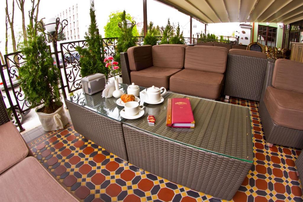 Отель Hermitage - фото №61