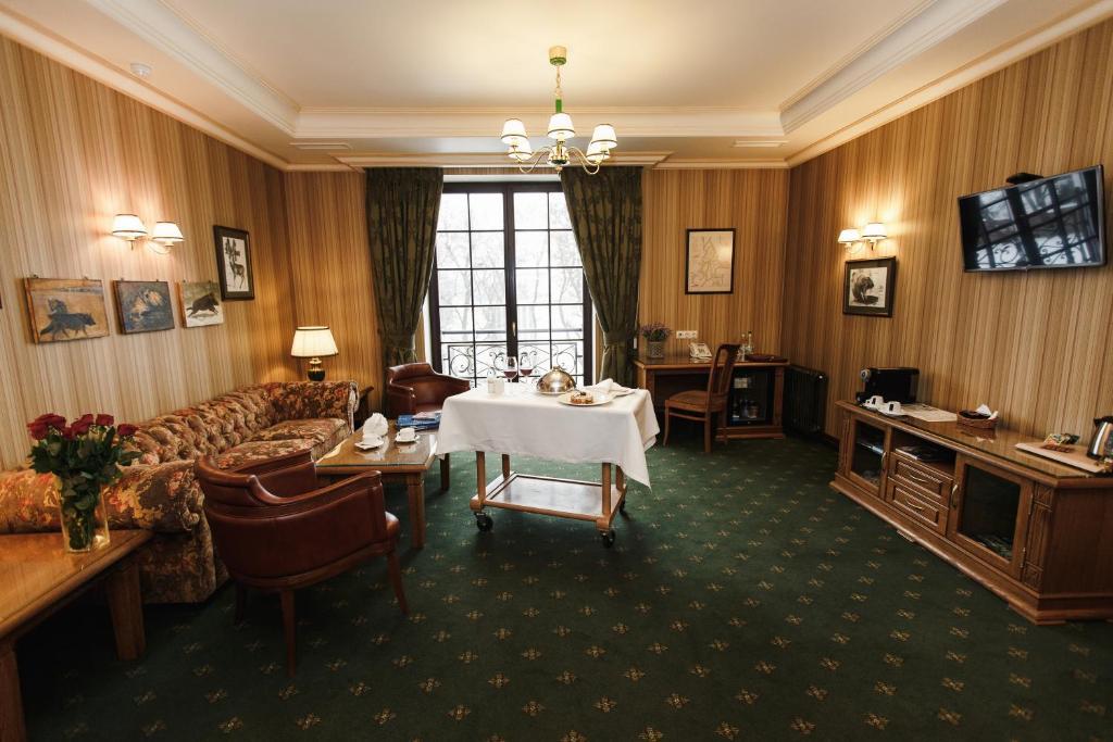 Отель Hermitage - фото №35