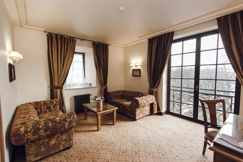 Отель Hermitage - фото №49