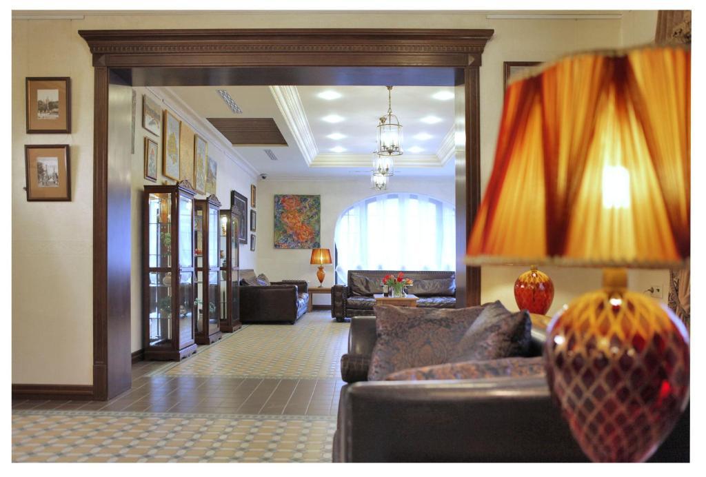 Отель Hermitage - фото №66