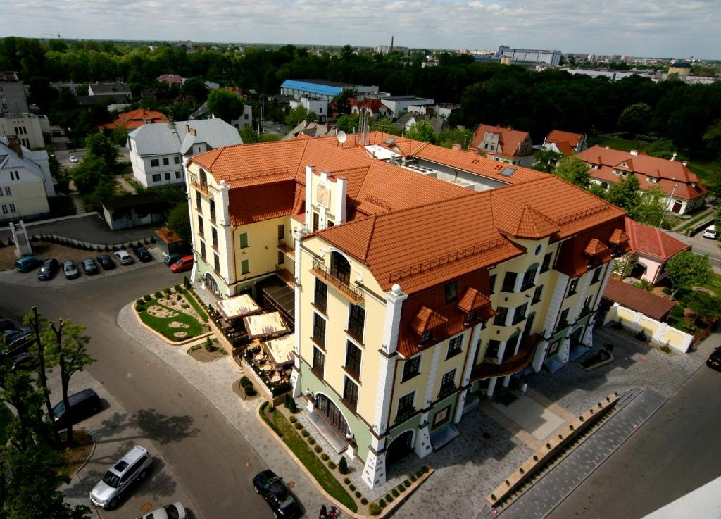 Отель Hermitage - фото №68