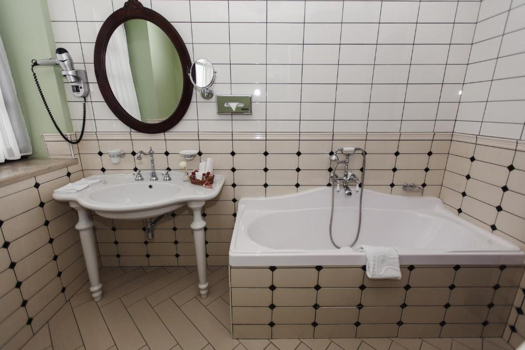 Отель Hermitage - фото №41