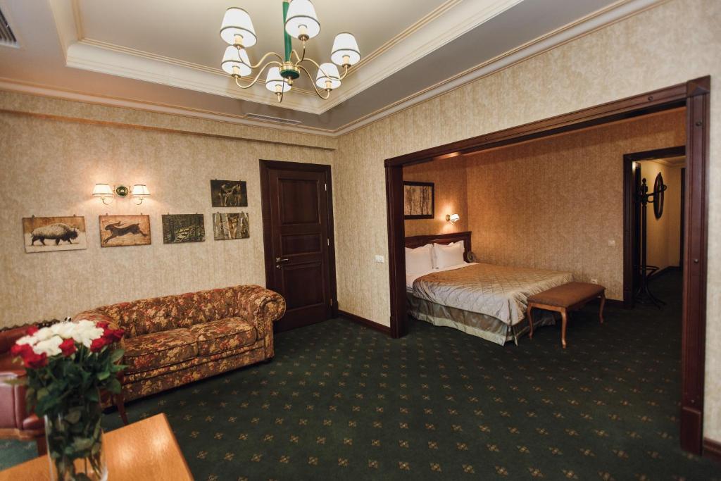 Отель Hermitage - фото №23