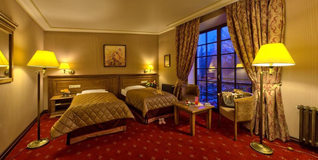 Отель Hermitage - фото №4
