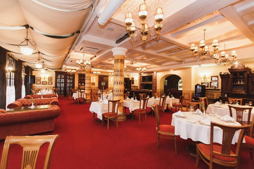 Отель Hermitage - фото №9