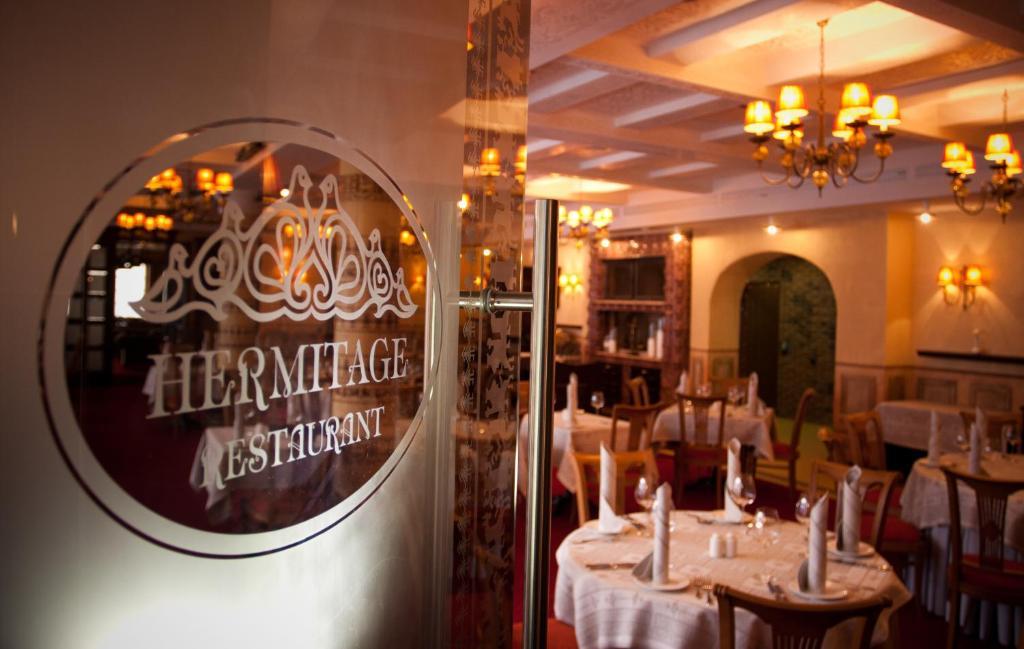 Отель Hermitage - фото №74