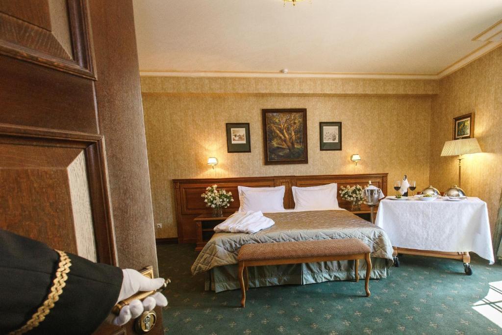 Отель Hermitage - фото №21