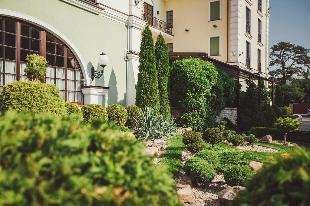 Отель Hermitage - фото №14