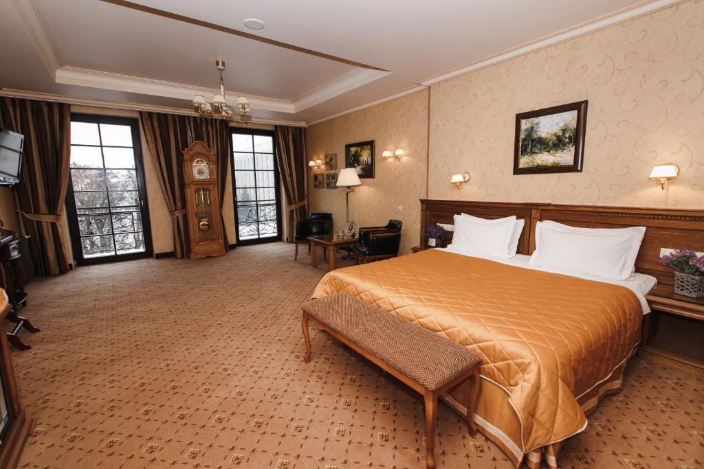 Отель Hermitage - фото №7