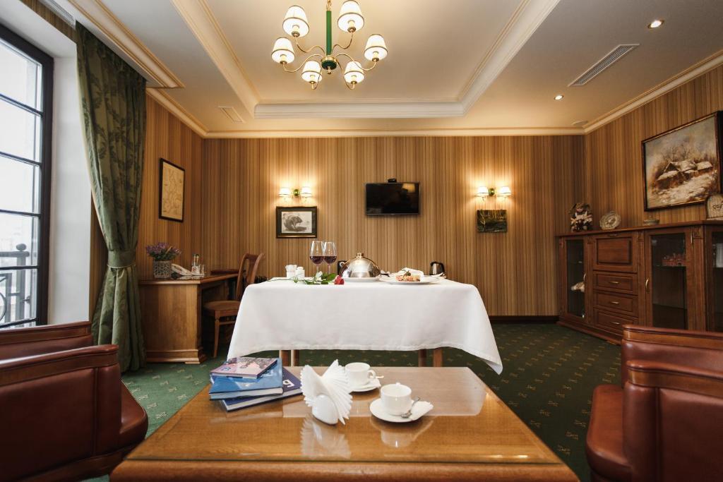 Отель Hermitage - фото №36