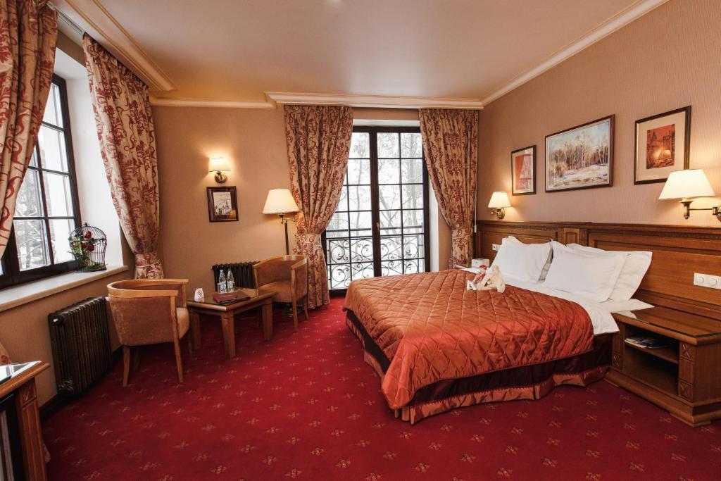 Отель Hermitage - фото №2