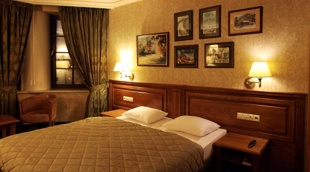 Отель Hermitage - фото №69