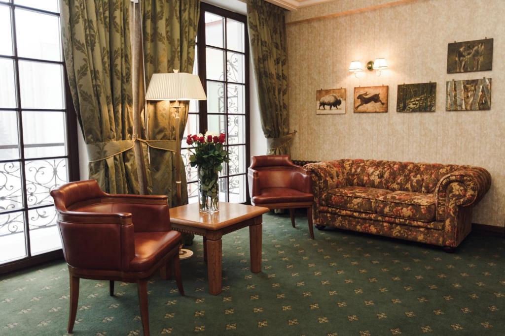 Отель Hermitage - фото №12