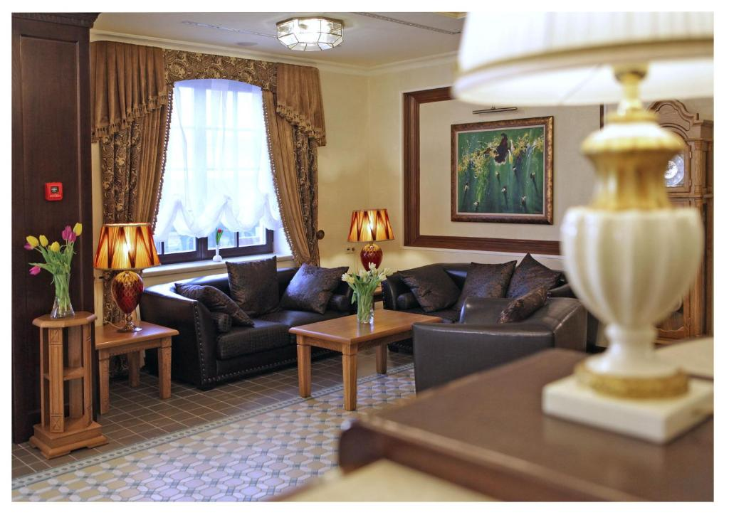 Отель Hermitage - фото №67