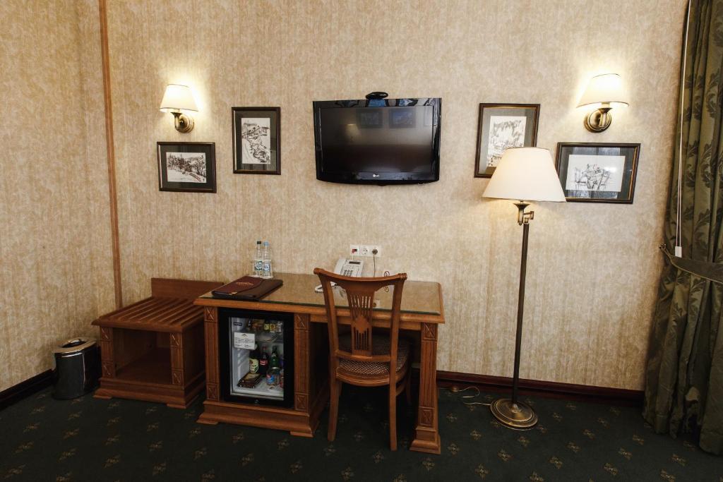 Отель Hermitage - фото №42