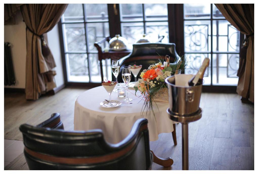 Отель Hermitage - фото №53
