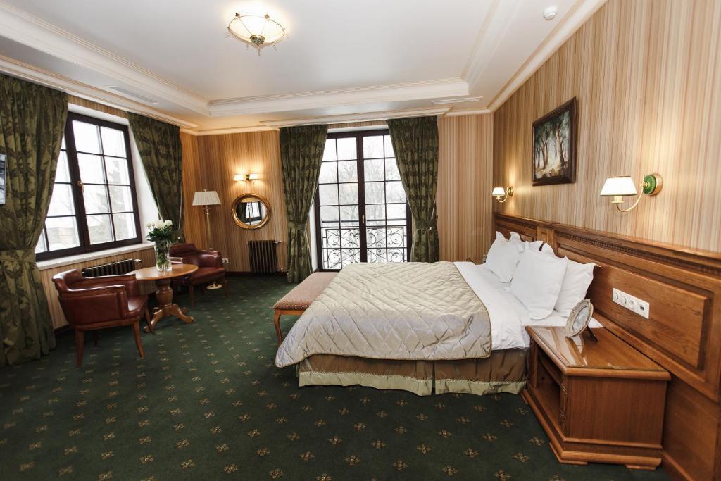 Отель Hermitage - фото №34