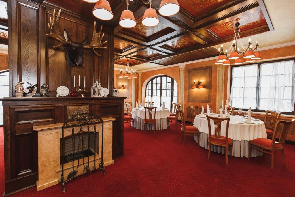 Отель Hermitage - фото №10